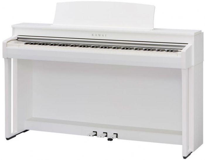 פסנתר חשמלי קוואי KAWAI CN 37 WH