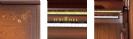 פסנתר שימל  SCHIMMEL C120 Royal Intarsie Flora M גרמניה