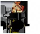 פסנתר כנף שימל  SCHIMMEL W180 Tradition גרמניה