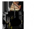 פסנתר כנף שימל  SCHIMMEL C189  Tradition גרמניה