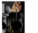 פסנתר כנף שימל  SCHIMMEL C169 Tradition גרמניה