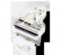 פסנתר כנף שימל  SCHIMMEL K213 Glas W גרמניה