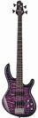 גיטרה בס אקטיבית קורט  CORT ACTION-V BASS DELUXE PPB