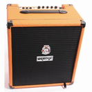 מגבר לבס אורנג'  50W עם טיונר ORANGE CRUSH CR50BXT