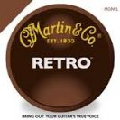 סט מיתרים 012 לאקוסטית מרטין MARTIN RETRO MM12