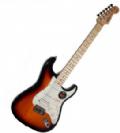 גיטרה חשמלית פנדר סקוויר FENDER FSEG0912 VSB