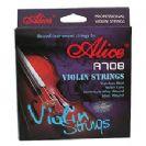 סט מיתרים לכינור אליס ALICE A708A 1/2