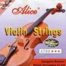 מיתרים לכינור אליס ALICE A703A 1/2