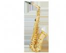 סקסופון אלט (GOLDEN CUP JHAS1102G alto saxophone(gold plated