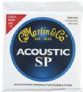 סט מיתרים לבס אקוסטי מרטין MARTIN MSP4800
