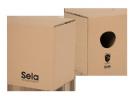 קחון SELA SE 088 Carton Cajon Mini