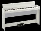 פסנתר חשמלי קורג KORG C1 Air WH
