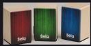 סט שליישית שייקרים SELA Mini Cajon Shaker Set SE 108