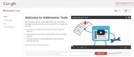 Support Center - Google Analytics & Webmaster Tool