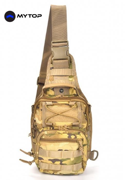 תיק צד טקטי MYTOP PISTOL צבע military Camo