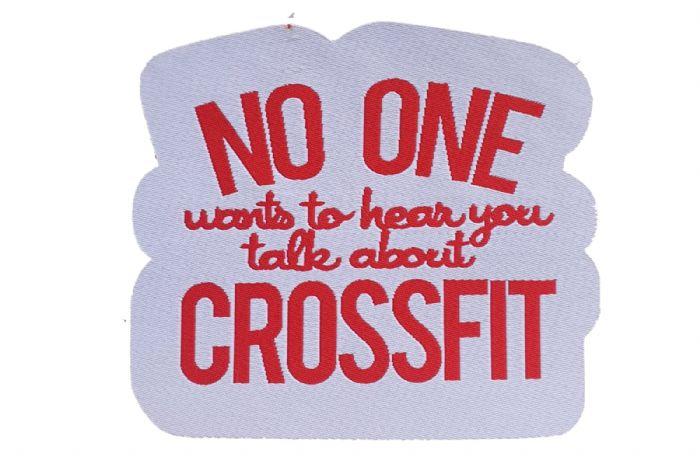 פאצ' no one want to... crossfit