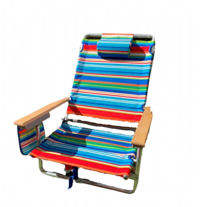 כיסא ים מתקפל PREMIUM